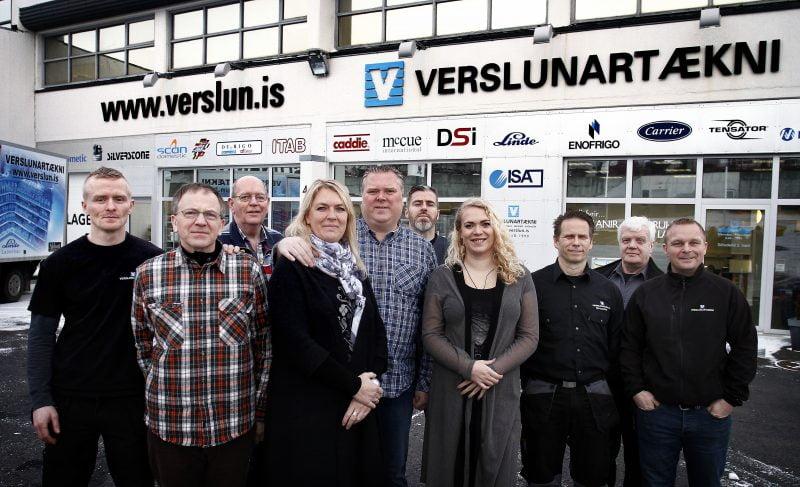 Sigurður H. Teitsson vegna kynningar - Verslunartækni