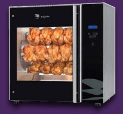 Fri-jado Rotisseries TDR5 Programmable